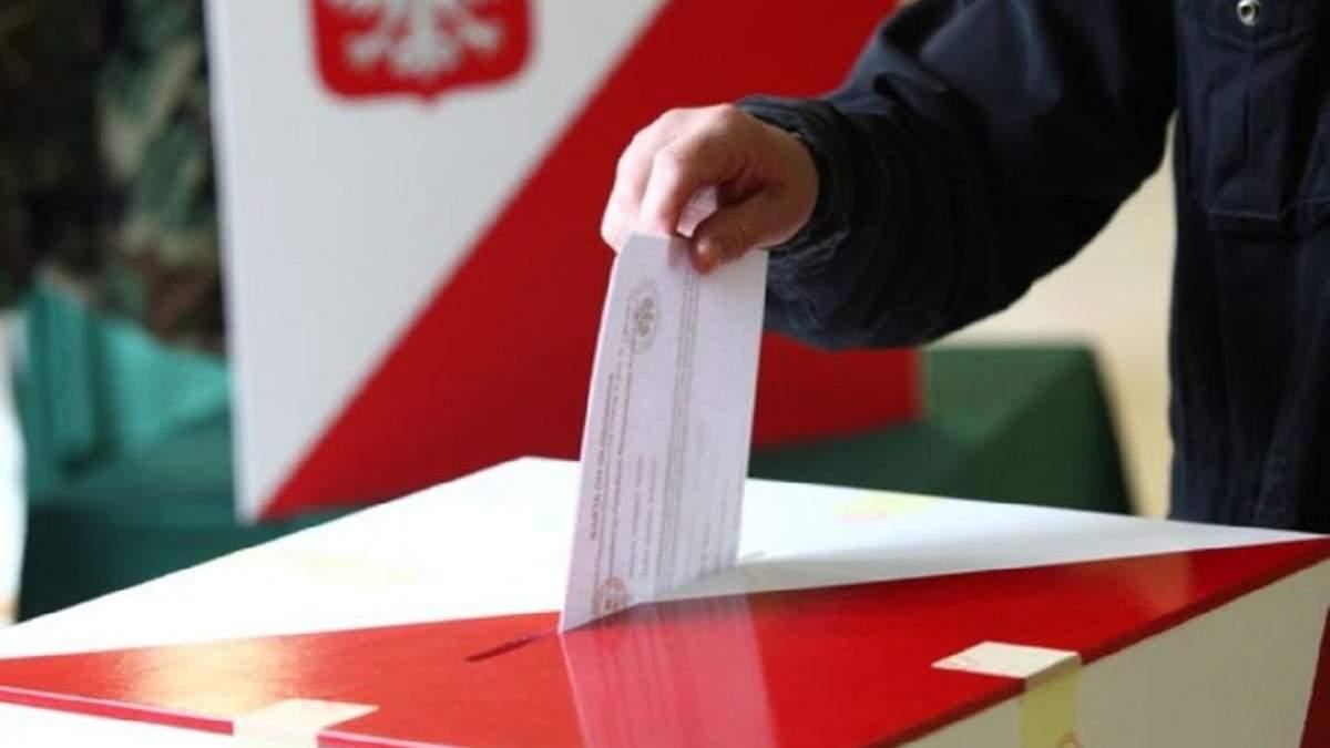 Вибори президента у Польщі: політики заявили про бойкот