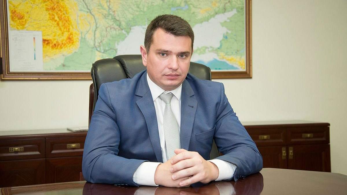 Артем Сытник дал интервью 24 каналу