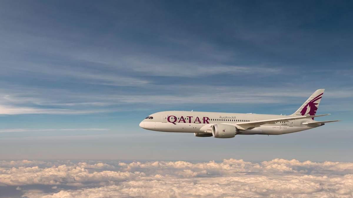 У Катарі через сильний шторм зіштовхнулися два пасажирські літаки: фото, відео