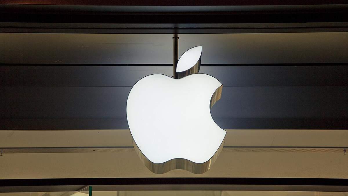 Акції Apple