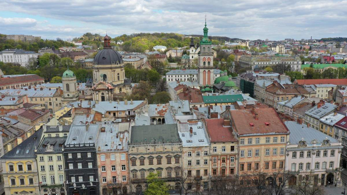 План по восстановлению туризма во Львове: этапы