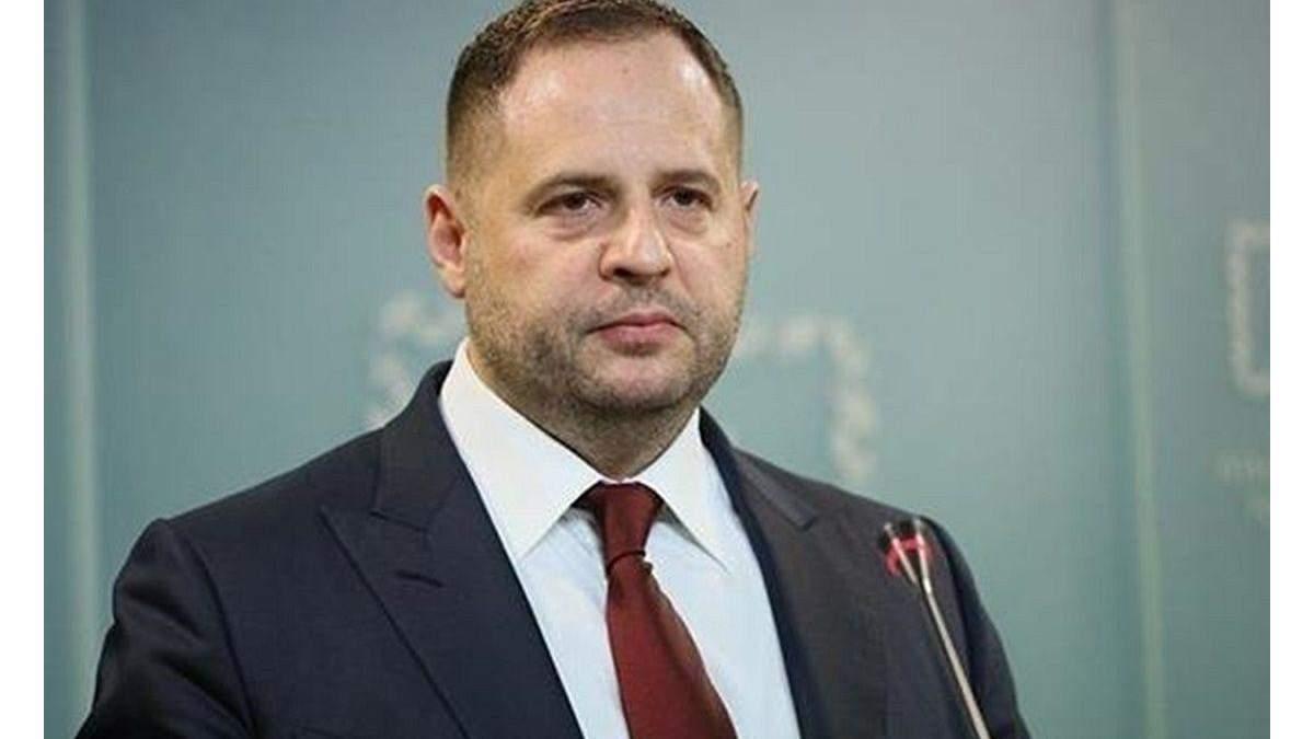 """Єрмак поговорив з радниками лідерів """"нормандської четвірки"""" про перезавантаження ТКГ"""