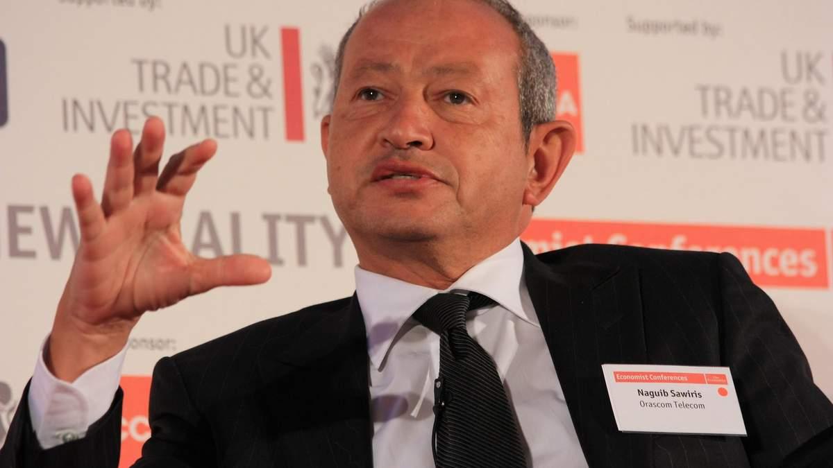 Египетский миллиардер Нагиб Савирис про цены на нефть и авиабизнес