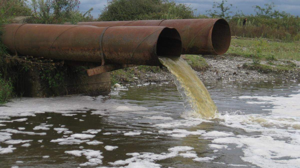 Загрязнение воды на Донбассе 2020 - какие водохранилища загрязнены
