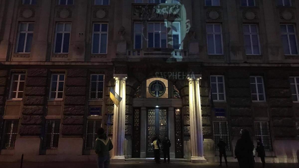 Акции в поддержку Сергея Стерненка: фото, видео