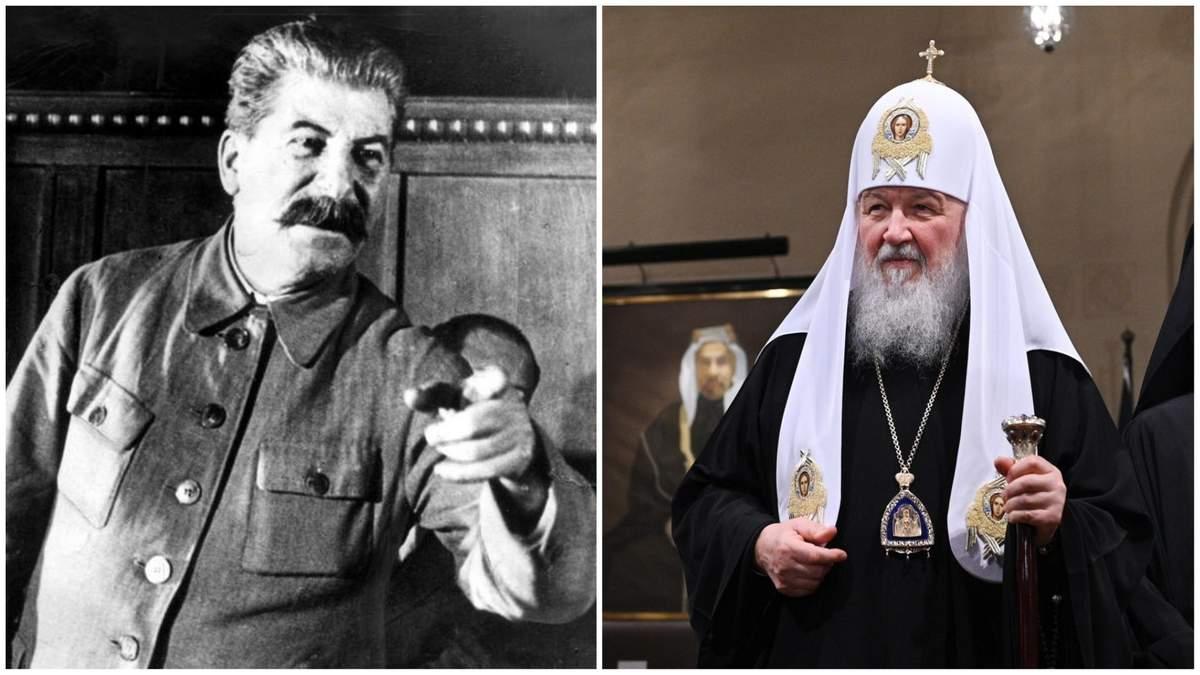 Изображение Сталина хотели разместить в главной церкви армии России