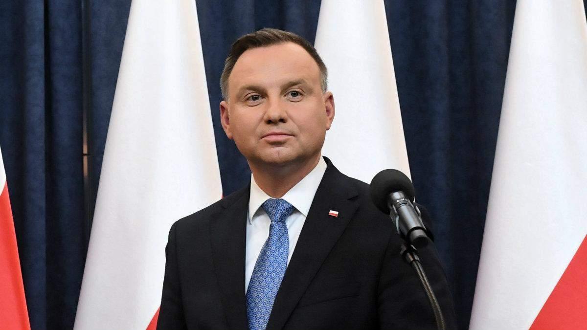 Президентські вибори у Польщі 2020 року не відбудуться 1 травня