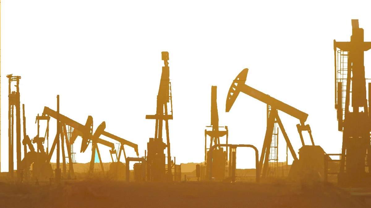 Ціни на нафту 8 травня 2020 року