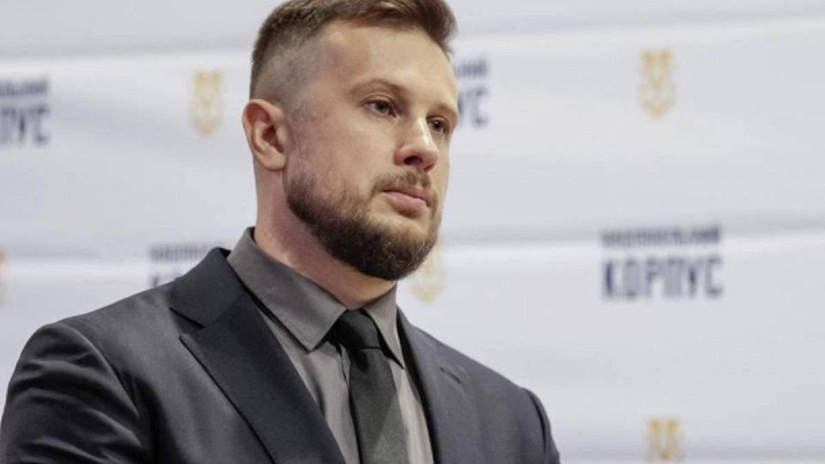 """Білецького звинувачують у побитті колишніх """"азовців"""" через підтримку Стерненка"""