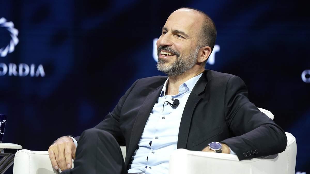 Дара Хосровшахі, генеральний директор Uber