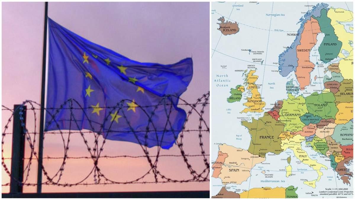 Кордони ЄС не відкривають: назвали нову дату дії обмеження