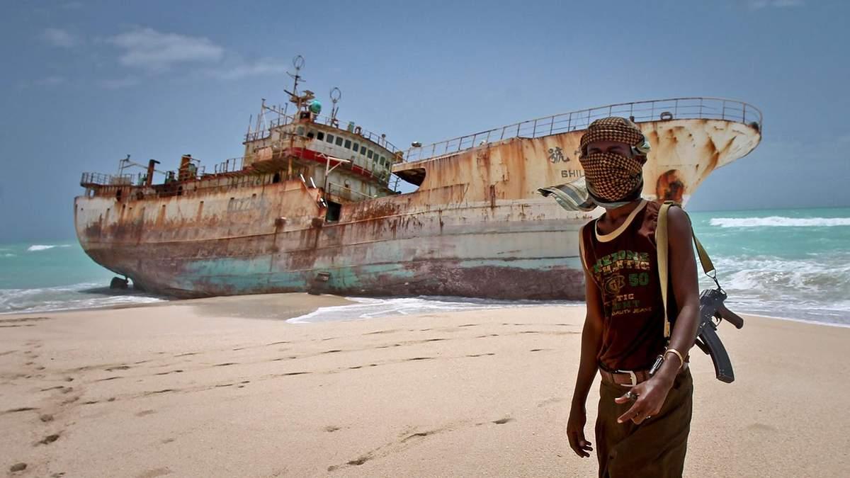 Пірати викрали українця біля берегів Екваторіальної Гвінеї