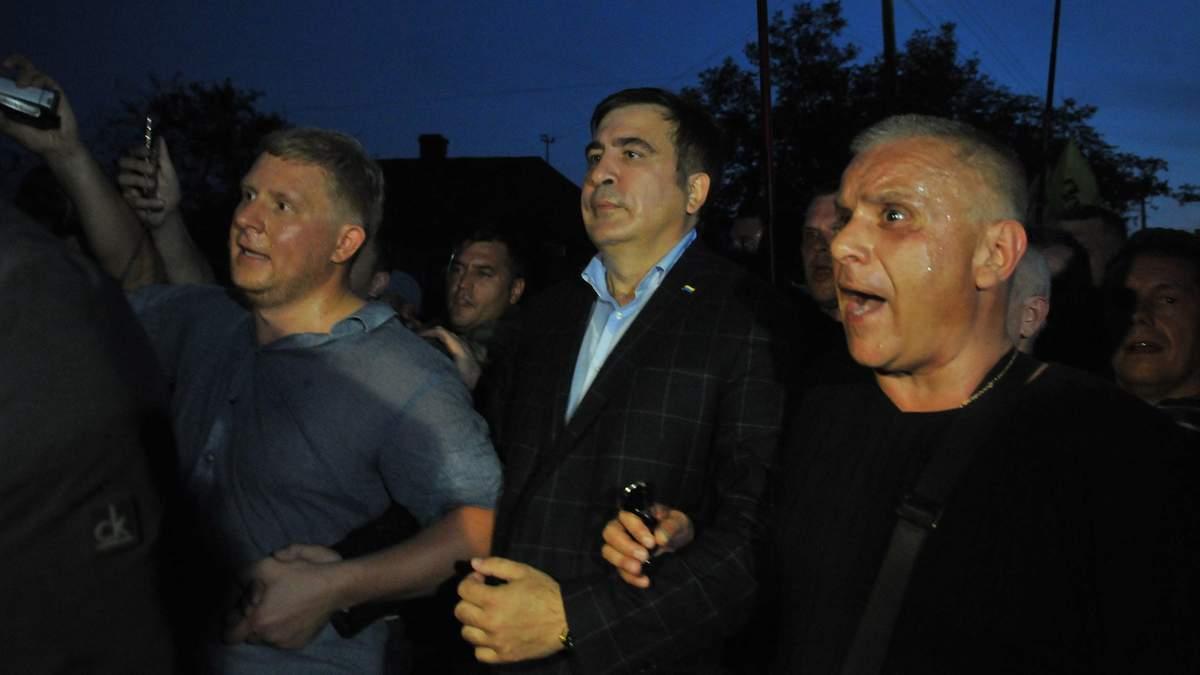 Саакашвили готовят пост премьера?