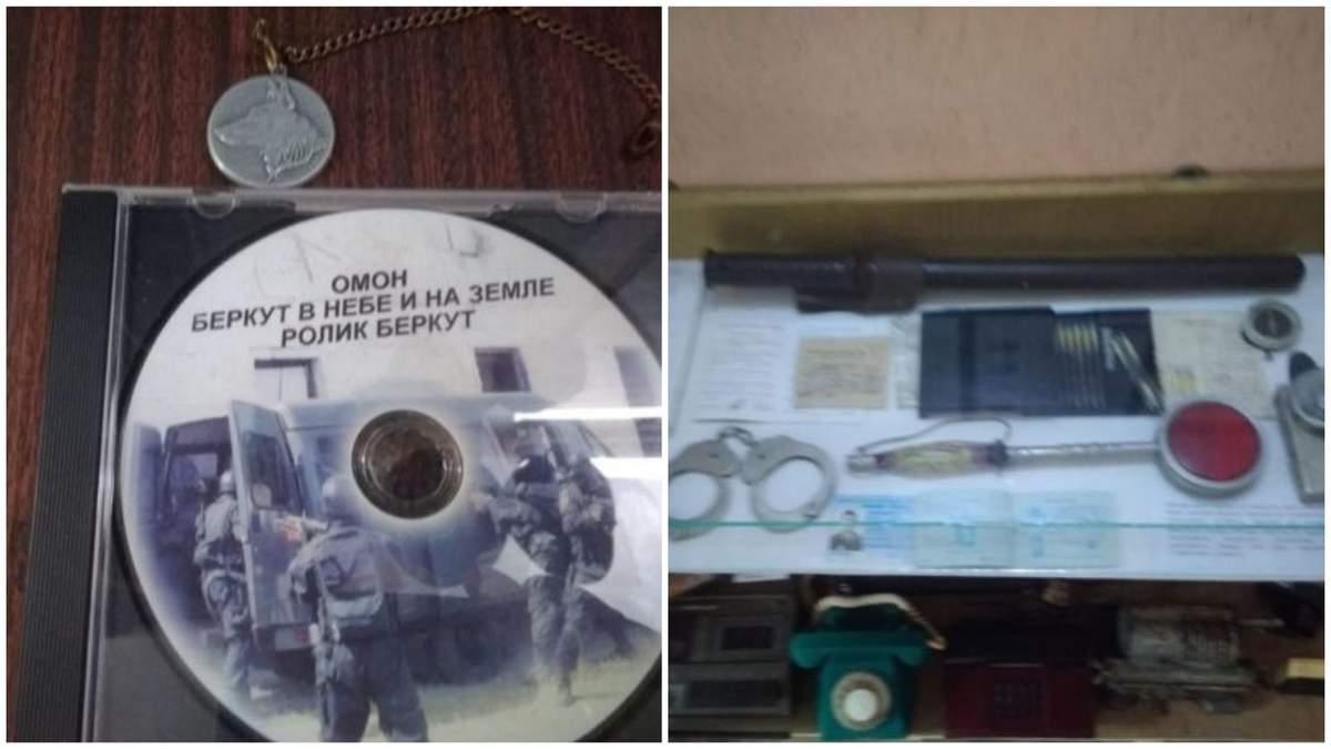 Кийки та наручники: у музеї на Черкащині присвятили експозицію Беркуту