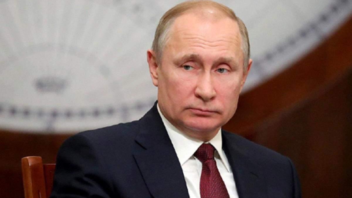 В жизни Путина наступила черная полоса: при чем тут якутский шаман Габышев