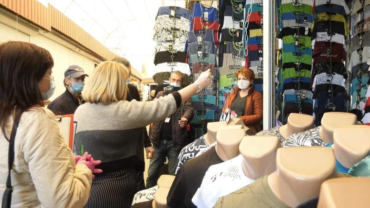 Непродовольчі ринки дозволили відкрити в Україні: умови роботи