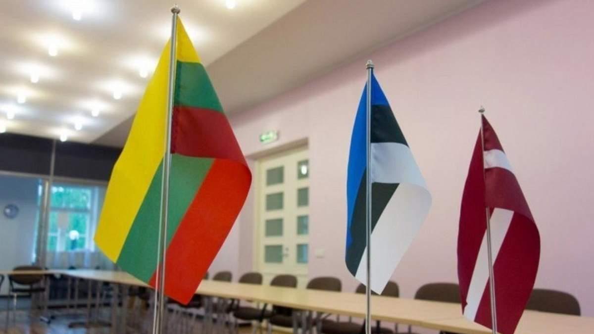 Литва, Латвія, Естонія відкрили спільні кордони 15 травня 2020: умови для перетину