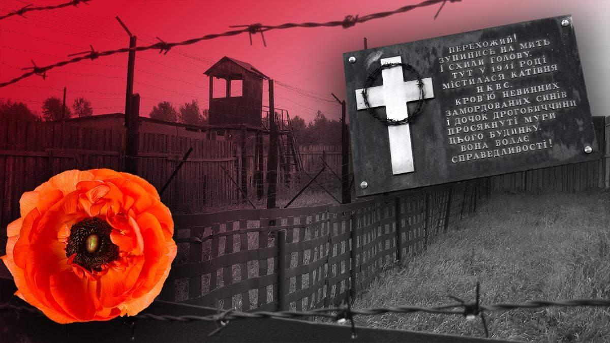 День пам'яті жертв політичних репресій в Україні – історичне значення
