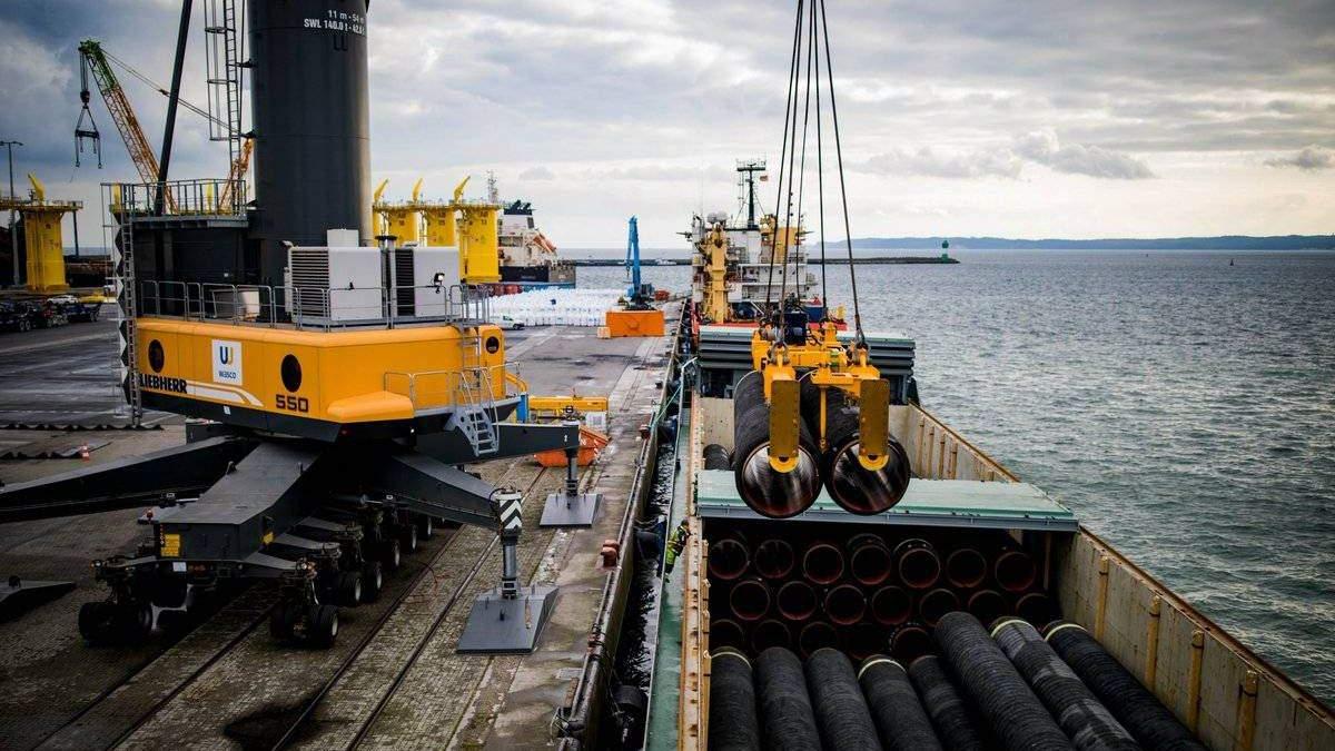 Північний потік-2 - що означає рішення Німеччини для Росії - 24 канал