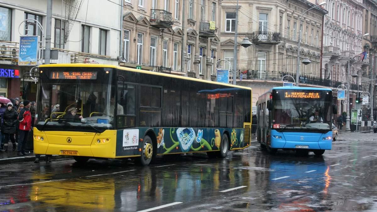 Когда в Украине снова заработает общественный транспорт: дата