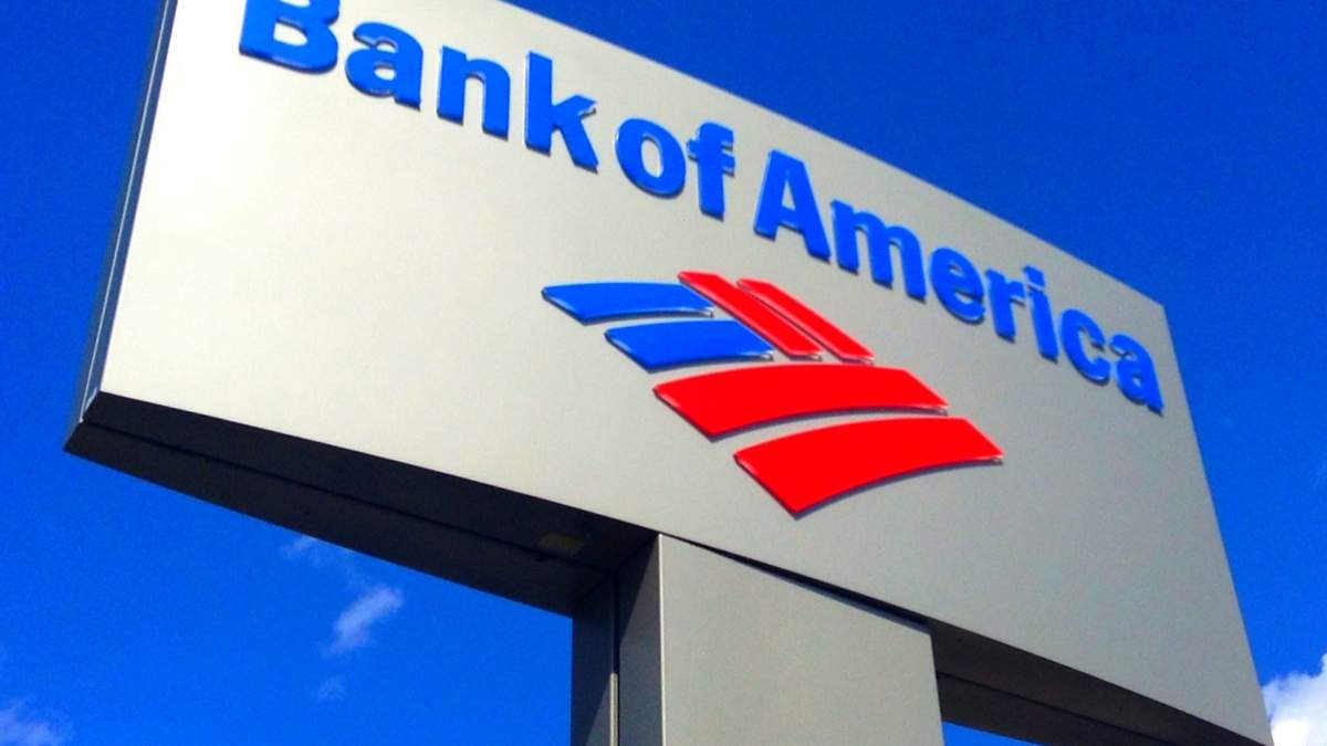 Bank of America – американский банк