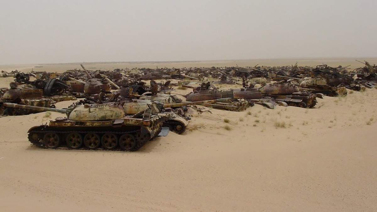 Початок кінця Саддама Хусейна: як відбувалася наймасштабніша танкова битва