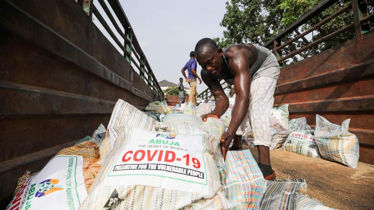 Через пандемію Африці загрожує голод