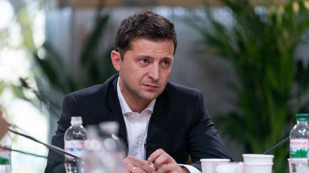Пресконференція Зеленського 20 травня 2020 – про що говорив