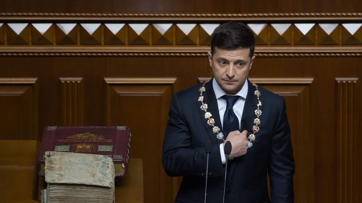Годовщина Зеленского: избрали бы его президентом сегодня - 24 Канал
