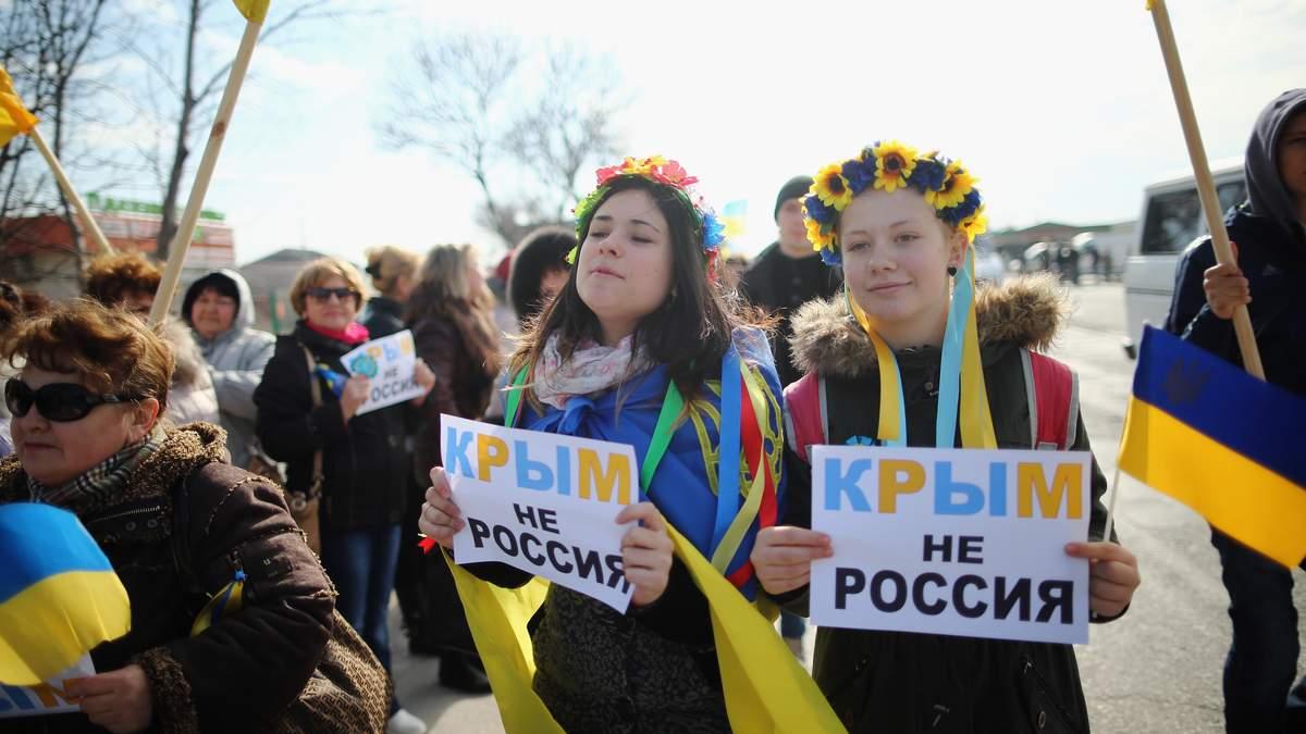 Вопрос Крыма: Зеленский заговорил об изменениях в Конституцию