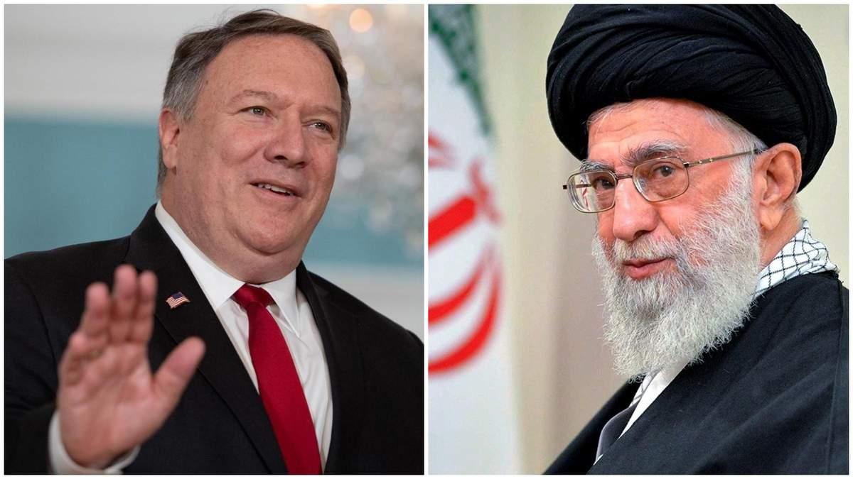 Помпео оголосив про нові санкції США проти Ірану