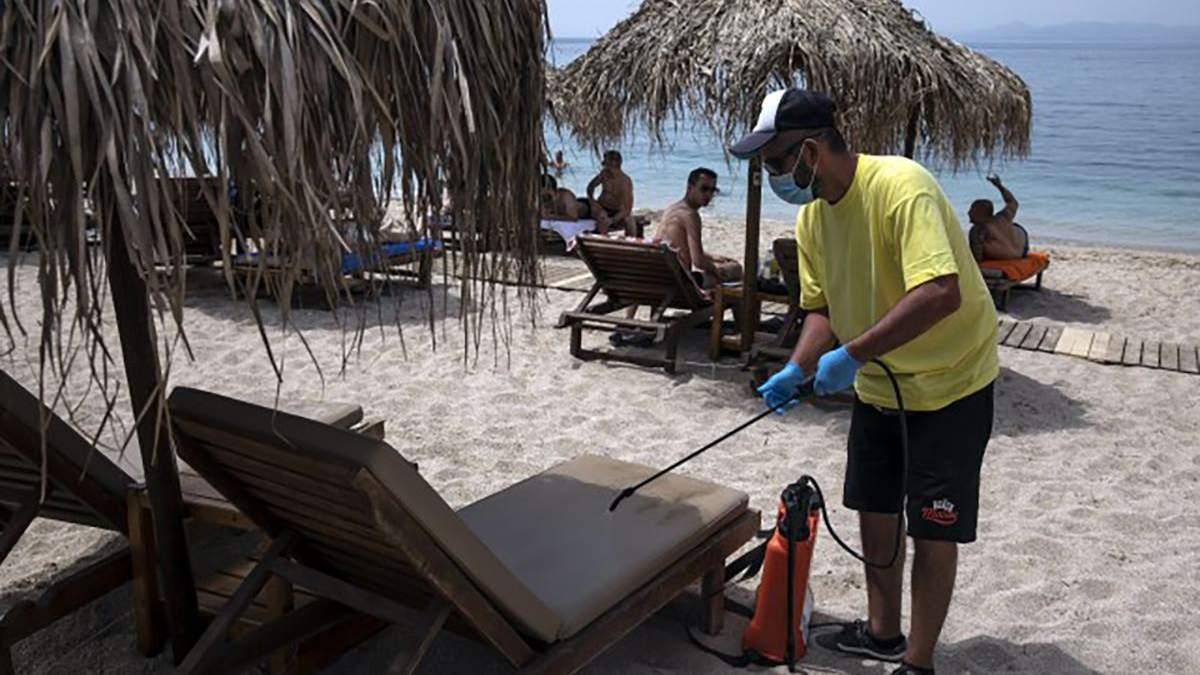 Туристичний сезон в Греції 2020 - правила для туристів