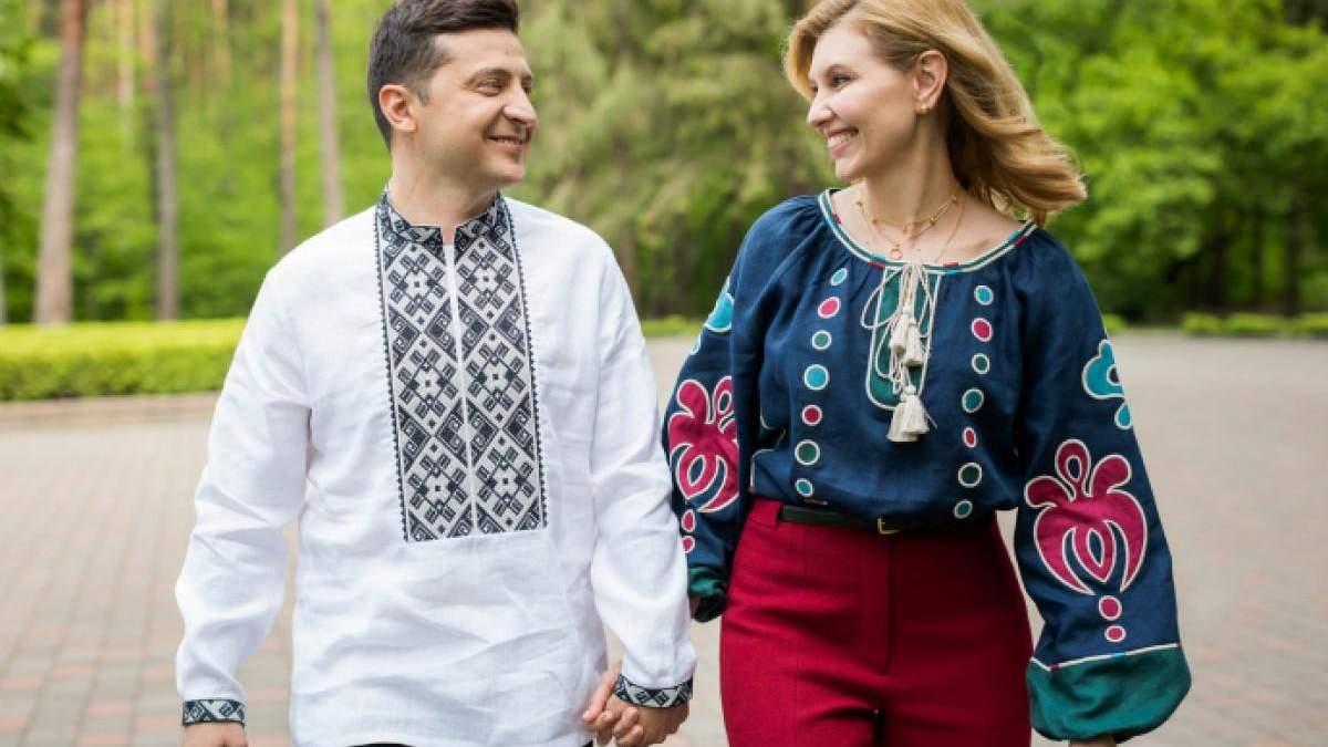 День вишиванки 2020: Зеленський і політики показали фото у вишиванках