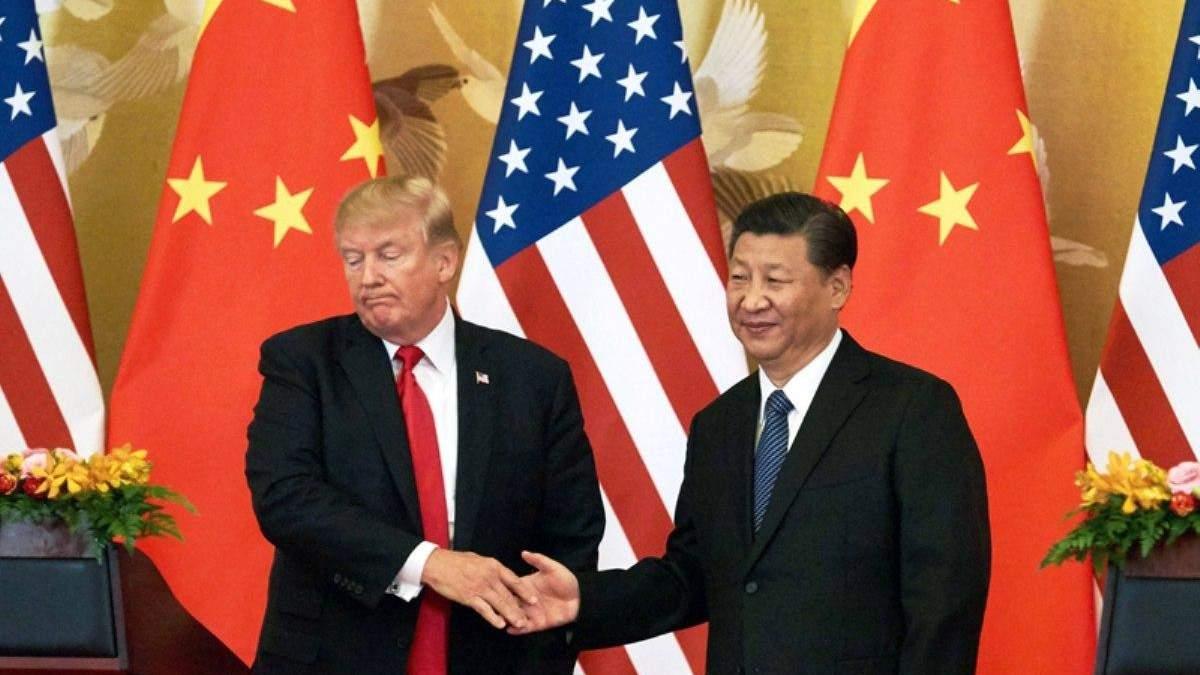 Трамп - США хоче щоб Китай заплатив за коронавірус ▷ 24tv