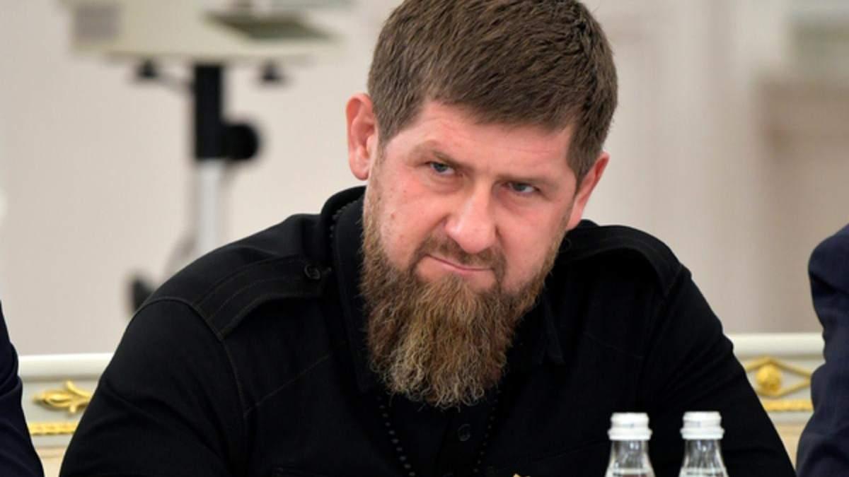 У лідера Чечні Рамзана Кадирова підозра на коронавірус