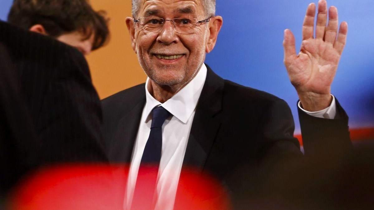 Президента Австрії схопили на порушенні карантину