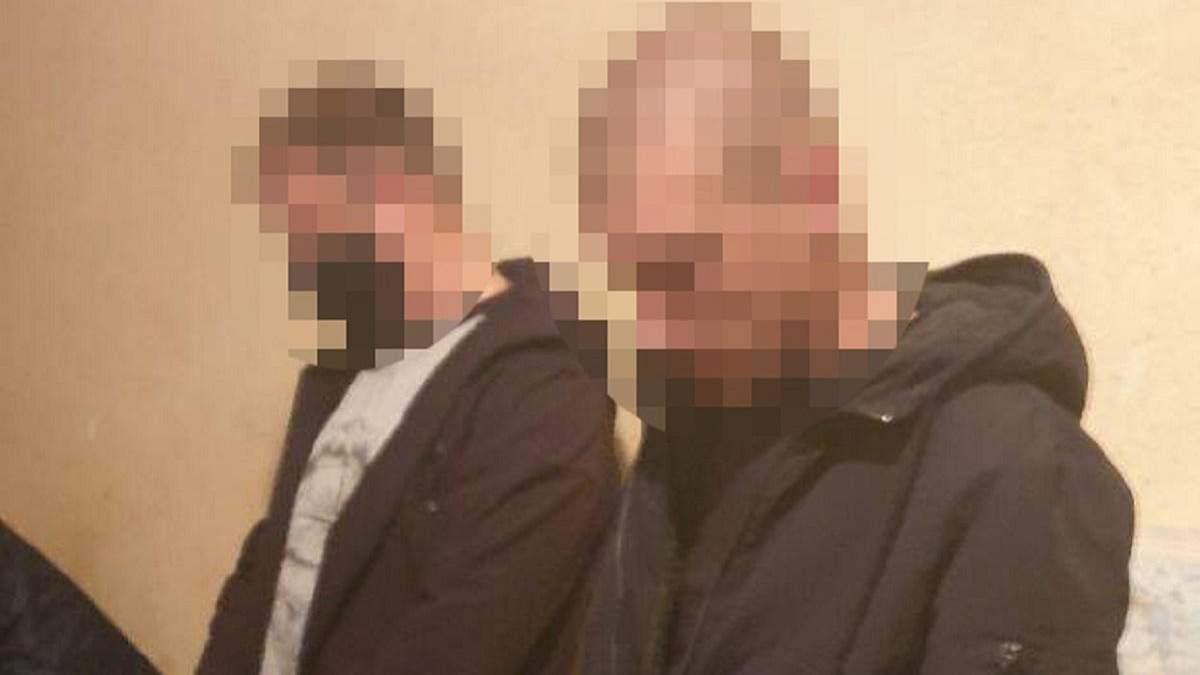Згвалтування в Кагарлику 24 травня 2020 - імена поліцейських