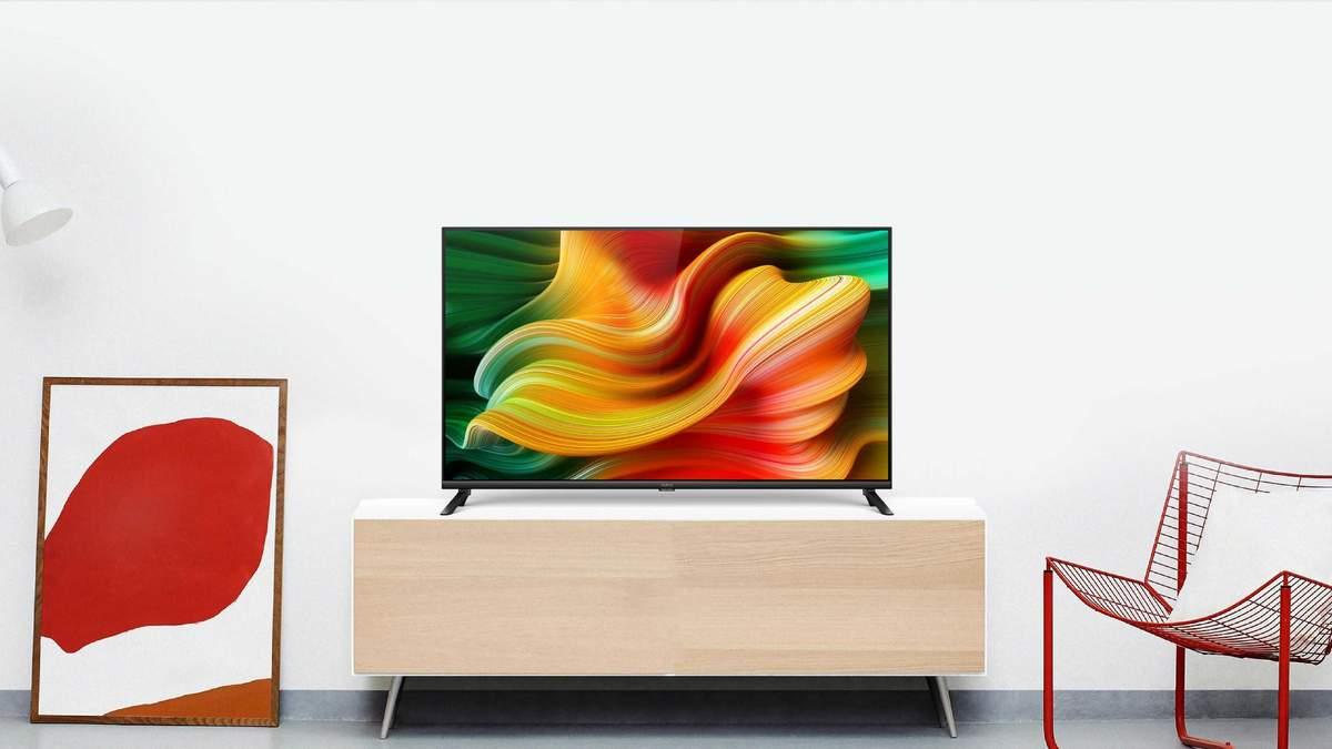 Realme Smart TV представили в Україні: ціна