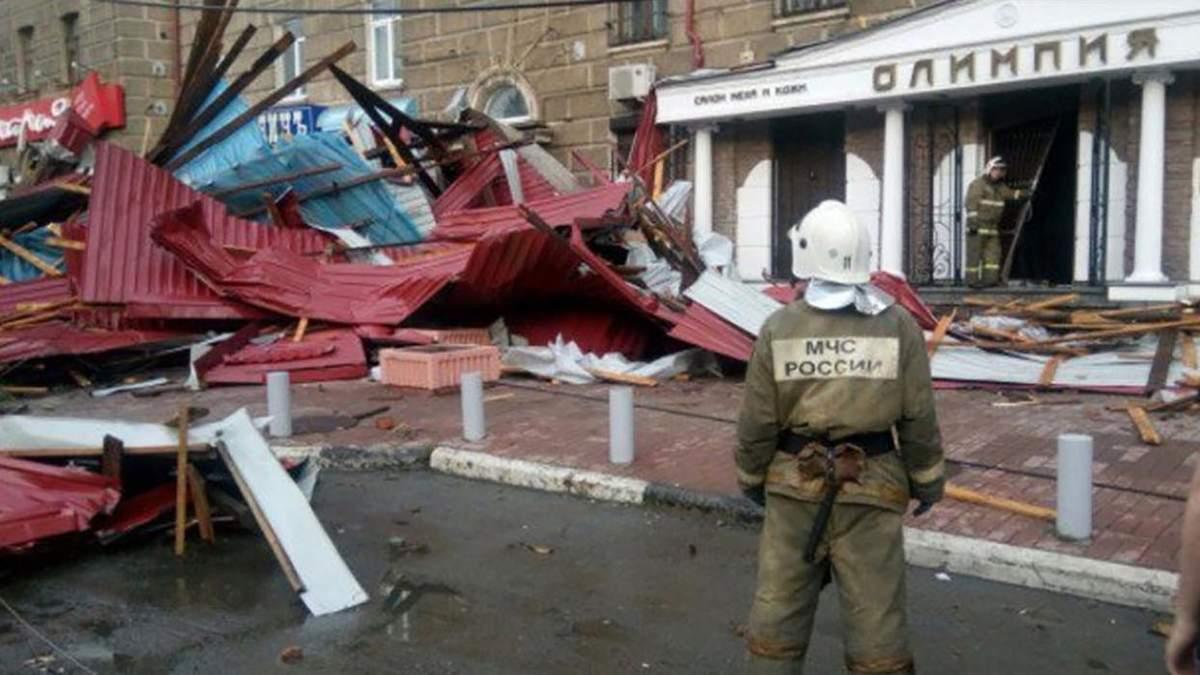 Ураган в Росії в Єкатеринбурзі 25 травня - фото, відео