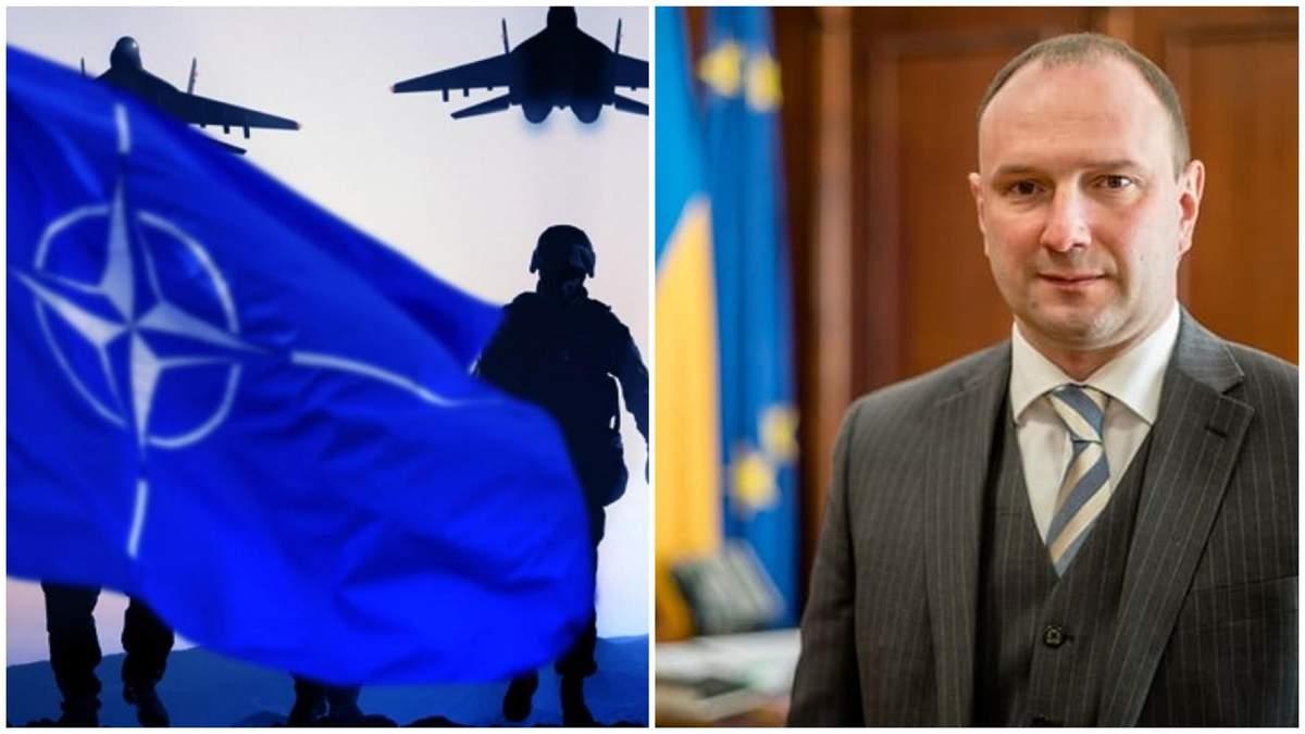 Заступник міністра Божок розповів про зближення України і НАТО