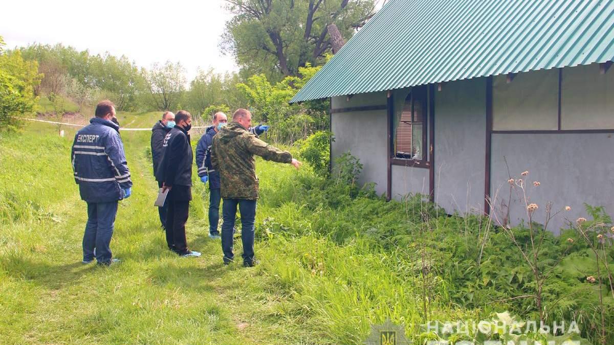Вбивство на Житомирщині: поліція розповіла подробиці