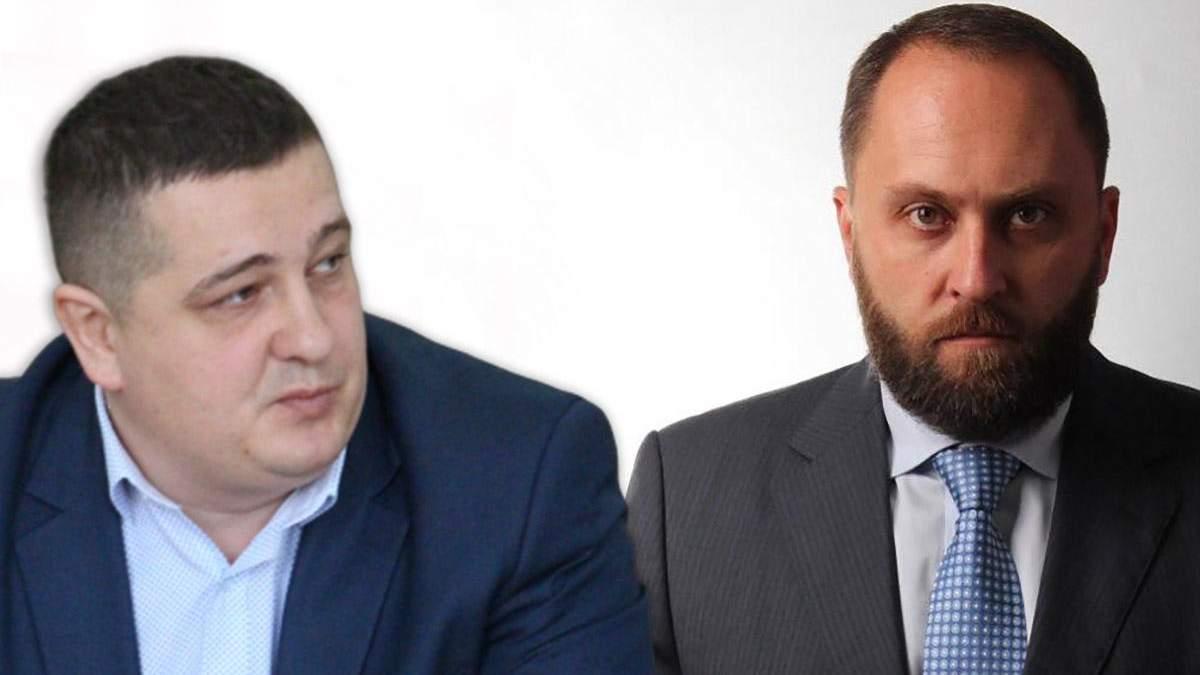 Сергей Чередниченко и Андрей Лямин