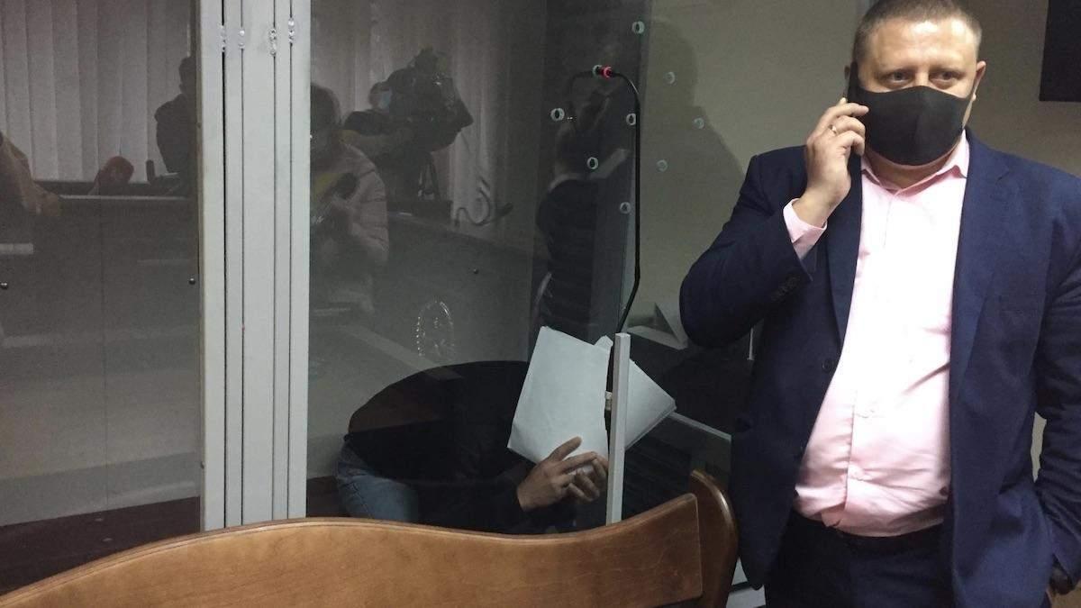 Суд над Миколою Кузівим з Кагарлику: фото та запобіжний захід