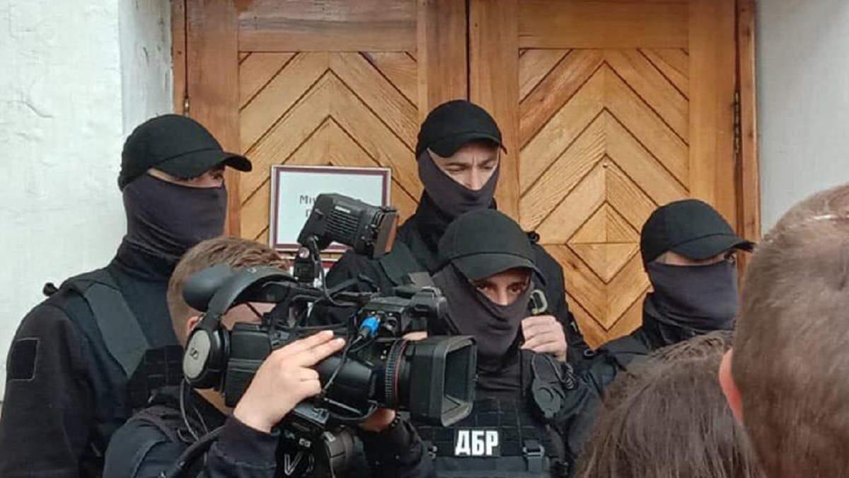 ГБР прокомментировали штурм музея Гончара