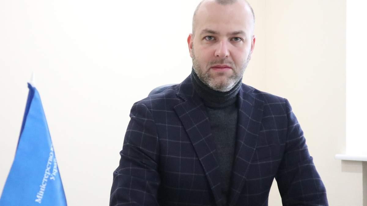 Інтерв'ю з Олександром Мамро