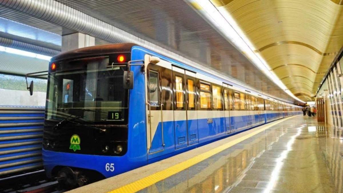 В метро Києва будуть обмежувати вхід в час пік