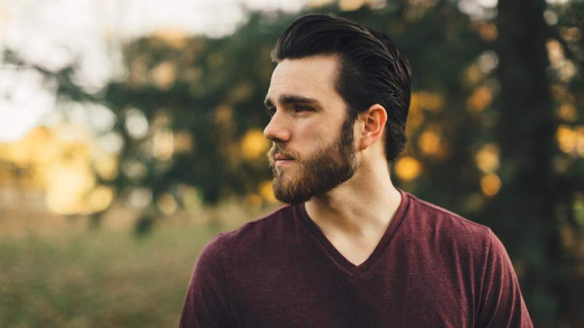 Чи потрібно чоловікам голити бороду на карантині: пояснення і фото