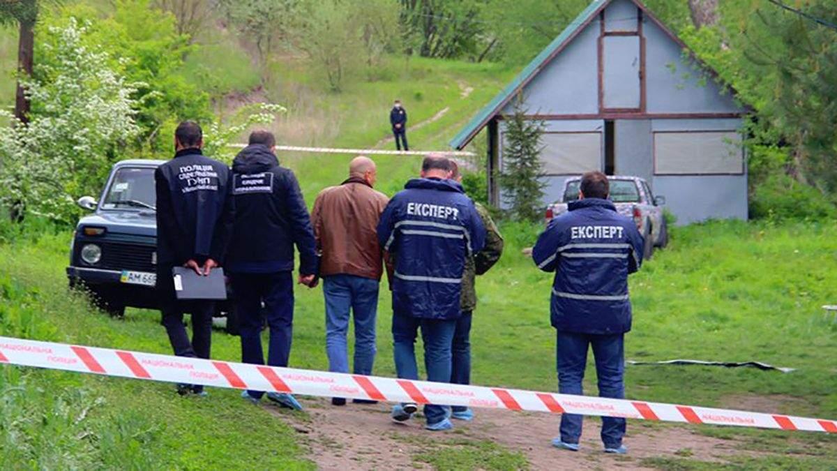 Син вбитого АТОвця розповів деталі масового розстрілу людей на Житомирщині
