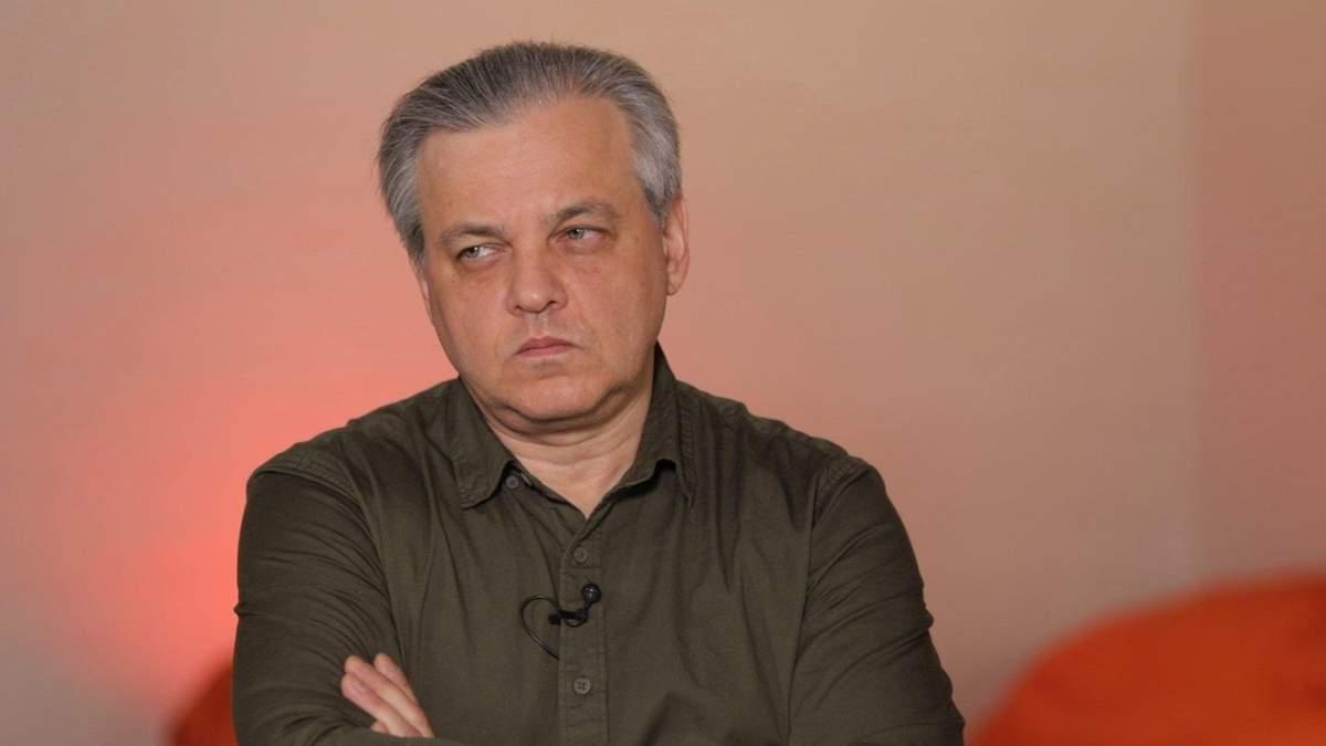 """Чим """"Голос"""" відрізняється від """"Слуги народу"""" і куди зник Вакарчук: інтерв'ю з Рахманіним"""