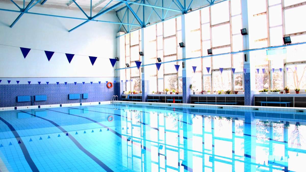 Як працюватимуть басейни під час карантину